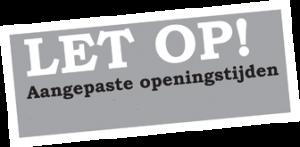 Algemeen Aangepaste_openingstijden-300x147